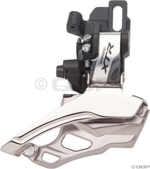 Shimano FD-M986-D XTR Front Derailleur 2x10 High-Clamp (Direct M