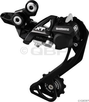 Shimano XT RD-M786-SGS Shadow Direct Mount Rear Derailleur, Blac
